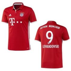 adidas FC Bayern Trikot Home - Lewandowski, Herren Robert Lewandowski, Munich, Adidas, Sports, Amazon, Marco Reus, Fc Bayern Munich, Football Soccer, Sport