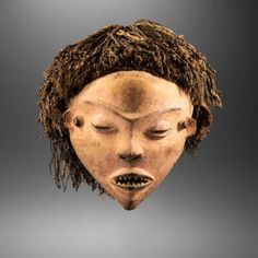 """""""Pende"""" mask, Congo ex Merton Simpson, NY 