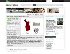 La Sexta se rinde a los encantos de Barbarella  http://www.barbarella.es/tiendabarbarella/