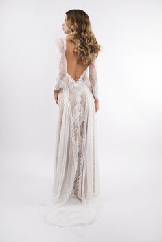 Lace Wedding Dress ~ Inca ~ by Grace Loves Lace