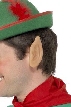 Orecchie da elfo adulto:quello che cercavi per rendere impeccabile il tuo costume da elfo  aiutante di Babbo Natale!