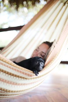 Juma Amazon Lodge in Brazil where you can nap with a monkey in a hammock!! But would you really want to?