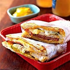 When you're craving a Cuban sandwich, turn to lunch meat to deliver slow-roasted flavor in a fraction of the time.