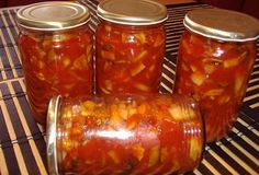 Chutney, Canning Recipes, Kimchi, Preserves, Smoothie, Food And Drink, Homemade, Pickles, Cold Cuts