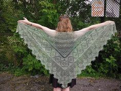 Ravelry $8.50 Song of Spring pattern by Rosemary (Romi) Hill
