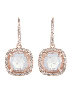 Search results for: 'earrings bronzallure rose gold plated cush quartz drop earrings' Gold Plated Earrings, Dangle Earrings, Quartz Jewelry, Rose Gold Plates, Quartz Crystal, Dangles, Fashion Jewelry, Jewels, Gemstones