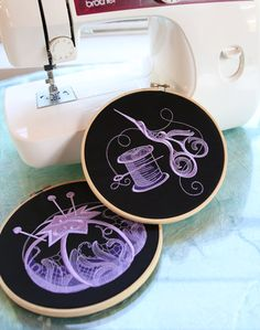 Urban Threads: Artisan Crafts embroidery collection.