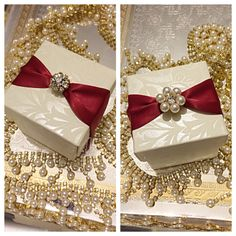Luxurious favour boxes by ArosiDecor. #favors #favours #partyfavor #wedding #bride #groom #weddingfavour #gift #bling