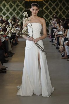 Oscar de la Renta Bridal 2013 Collection
