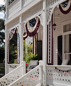 Look at this Tea-Stained Patriotic Bunting on #zulily today!