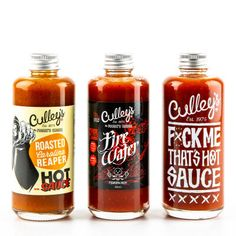 en.chiliklaus.dk Chili, Hot Sauce, Packaging Design, Salsa, Best Gifts, Bbq, Roast, Louisiana, Label