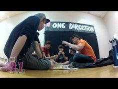 Strawberry interviews One Direction - 997NOW
