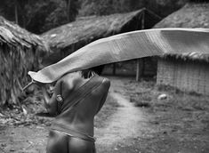 Mother Yanomami Sebastião Salgado