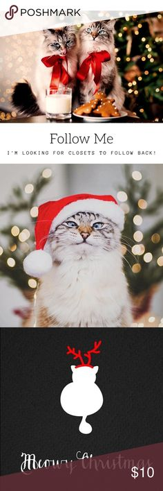 ✨Follow Game✨ Hello Poshers! I'm looking for other closets to follow- so let's follow each other! Follow me, and I'll follow you- follow game! I need to build the number of closets I'm following, so how else to do it? Let's go! And Merry Christmas 🎄🎅🏻🎁 Like this listing and follow me and everyone else who liked it! Tag your PFFs and Closet Crushes too! Fossil Accessories