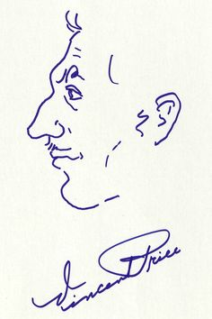 Vincent Price by Vincent Price