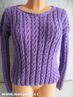 FIALKOVÝ SVETŘÍK Two Hands, Pullover, Sweaters, Fashion, Moda, Fashion Styles, Sweater, Fashion Illustrations, Sweatshirts