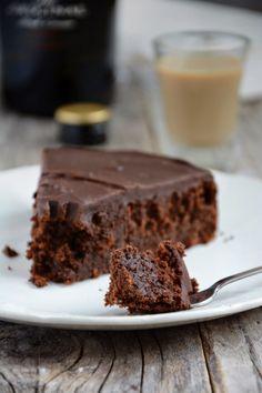 Chic, chic, chocolat...: Gâteau chocolat Baileys