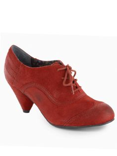 The angels want to wear my red shoes.