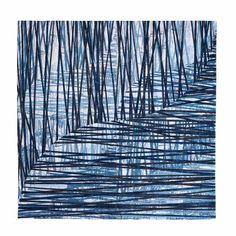 Favorite Blue by Anco Brouwers-Branderhorst   art quilts (The Netherlands)