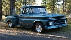 Restored 1962 chevy stwp side pick up