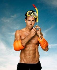 Ryan Reynolds. Holy yes.