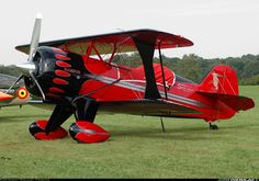 pitts aircraft | Picture of the Pitts Samson II aircraft