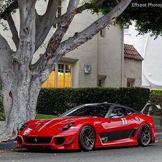 Ferrari 599XX, so sexy
