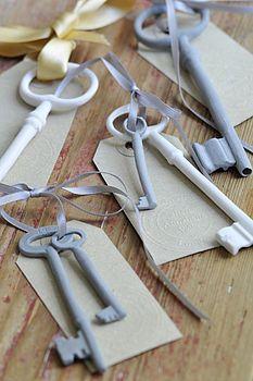 Porcelain Keys