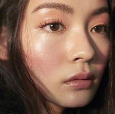 56 Trendy Makeup Prom Asian Make Up – Eye Makeup natural Natural Makeup For Teens, Natural Makeup Looks, Asian Makeup Natural, Natural Skin, Asian Makeup Prom, Natural Brown, Natural Beauty, Makeup Inspo, Makeup Inspiration