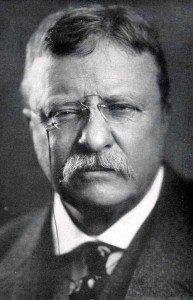 Life Advice From Teddy Roosevelt