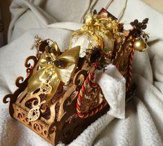 traineau de noeln DT embelliscrap http://scrapbignou.canalblog.com/archives/2013/12/09/28611141.html