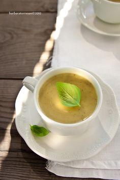 Zucchine, erbe aromatiche e una tazzina... | #vegan #vegetarian