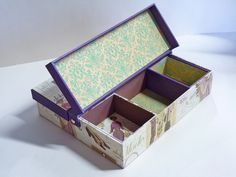 La boîte Vice-versa par Véronique M.