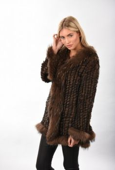 Exclusive collection of Jayley fur ponchos, fur gilets, fur coats and fur jackets - in new season colours. Choose from a blush pink, classic black or cream fur gilet or perhaps a grey, black or mocha fur opera jacket to get the most from your stylish fur wardrobe.