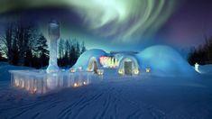 Snowland Restaurant  -Rovaniemi, Lapland, Finland