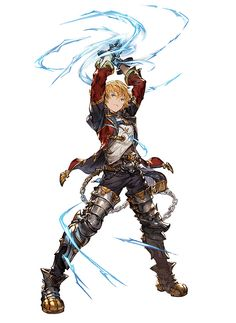 Feather SR from Granblue Fantasy