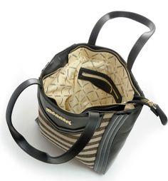 MONNARI czarny kuferek shopper A4 lakier #191354 (5653137830) - Allegro.pl - Więcej niż aukcje.