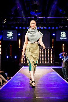Betty Spoke @ NIGHTWALK 2014  The Arches, Glasgow  #fashion #events #catwalk