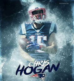 One of the newest patriots! Chris Hogan! #patsnation
