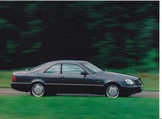Mercedes-Benz CL (# A97 F 3965)