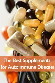 The Best Supplements for Autoimmune Diseases Chronic Body Pain | Chronic Body Pain