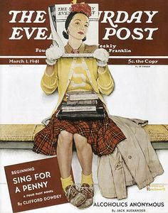 The Saturday Evening Post Cover - Google Search