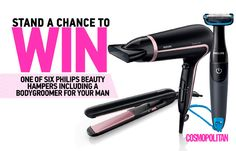 WIN a Phillips Beauty Hamper and Bodygroomer for You and Your BF