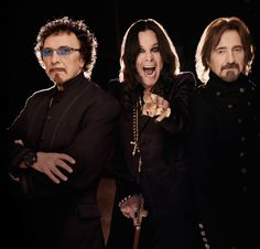 Black Sabbath.........