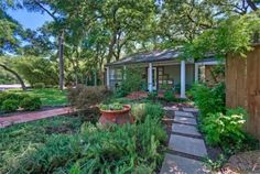 Gorgeous curb appeal, great location, all new hardy siding, and trees with plenty of shade 2703 Bridle Path, Austin TX 78703