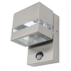 Mercator Hedland LED 316 Stainless Steel Outdoor Wall Light