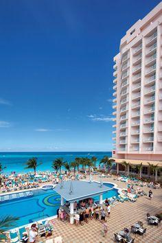 Best Caribbean All-Inclusive Resorts | All-Inclusive Weddings And Honeymoons | Hotel Riu Palace Paradise Island, Bahamas