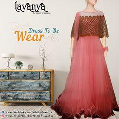 Play it different with our new stylish dresses from Lavanya Fashions #lavanya #fashions #Anarkali #lehengas #suit #Ethnic #indian #indianwear #ethnicwear #party #new #designs #elegantpartylook #designersuits #faridabad #kurtis #bridalwear #latestdesigns #dresses #freshstock #newarrivals