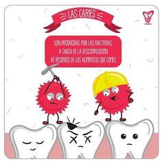 Buenos días amigos de #unidentgye. Les dejamos un importante #unitips...excelente día a todos! Happy Dental, Dental Life, Dental Art, Oral Health, Dental Health, Dental Posters, Dental Humor, Coffee Art, Pediatrics