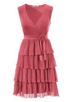 6f9a08a036df Casual Kleider, Kleider Online Kaufen, Blickfang, Leicht, Ausschnitt